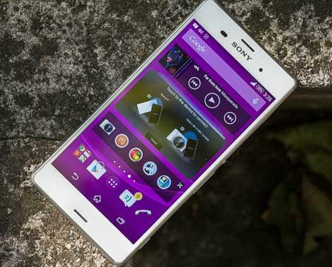 هاتف Sony Xperia Z3 : نتائج مبهرة في اختبار البطارية !