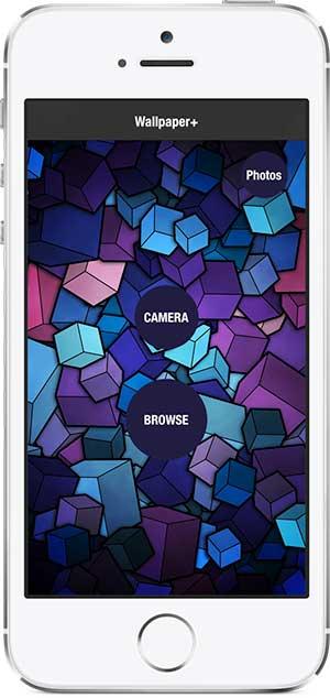 أداة WallpaperPlus لتخصيص خلفيات الأيفون
