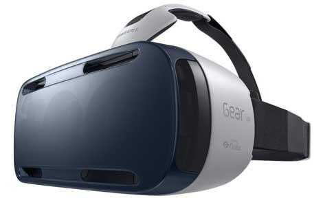 نظارة سامسونج Gear VR