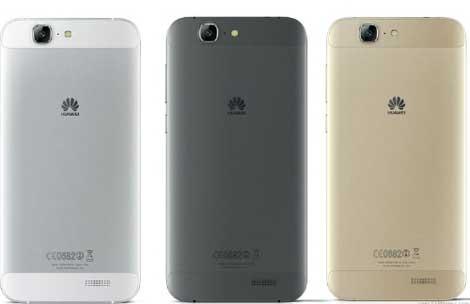 هواوي تكشف عن هاتفها الجديد Huawei Ascend G7