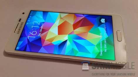 صور مسربة لجهاز Galaxy A5