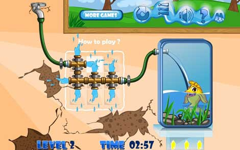 لعبة Plumber Game السمكري المحترف للأندرويد