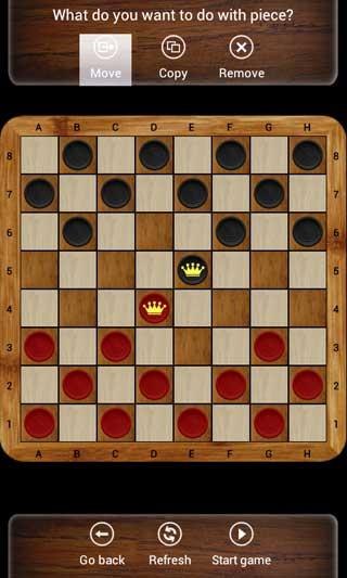 لعبة Checkers رائعة ومسلية للأندرويد