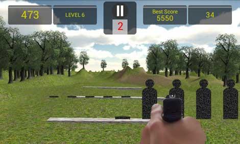 لعبة Shooting Expert 2 تعلم الرماية للأندرويد