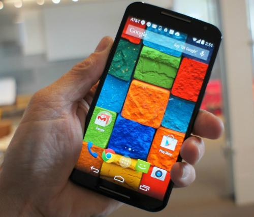 موتورلا تعلن عن الإصدار الثاني من هاتف Motorola Moto X !