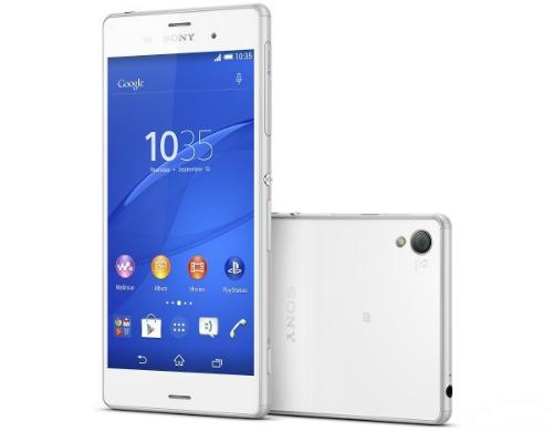 الإعلان رسمياً عن هاتف Sony Xperia Z3 !