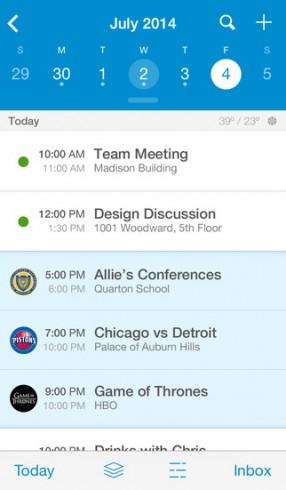 تطبيق UpTo Calendar - تقويم رائع لإدارة مهامك اليومية !