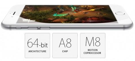مميزات معالج Apple A8 الجديد في الآيفون 6 و الآيفون 6 بلس !