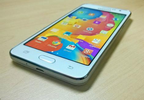 سامسونج ستكشف عن هاتف Galaxy Grand Prime بكاميرا أمامية عالية الدقة !