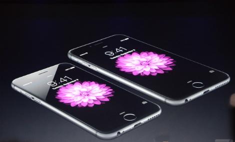 هاتف iPhone 6 و الإصدار الأكبر iPhone 6 Plus