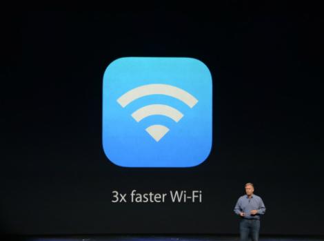 iPhone 6 و iPhone 6 Plus : وايفاي أسرع !