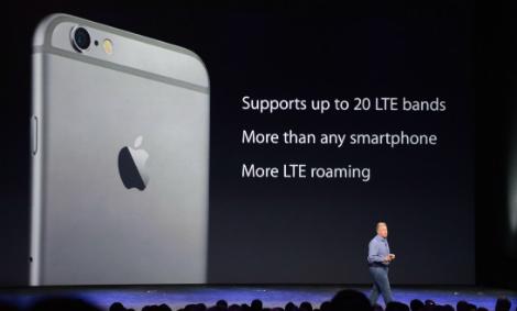 iPhone 6 و iPhone 6 Plus : دعم شبكات الجيل الرابع !