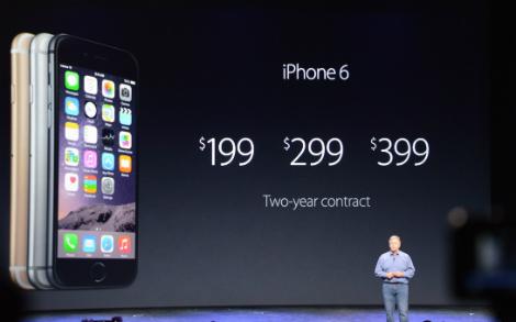 أسعار هاتف iPhone 6 داخل الولايات المتحدة !