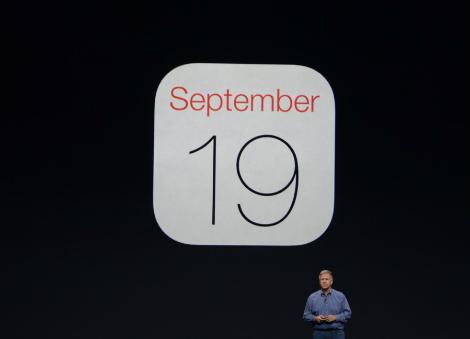 إطلاق iPhone 6 وiPhone 6 Plus في التاسع عشر من سبتمبر !
