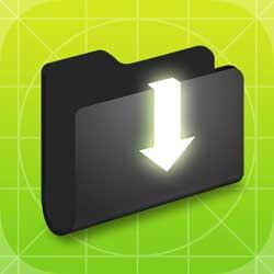 تطبيق Downloads for iOS - متصفح يتيح لك تحميل الملفات بسهولة ومشاهدتها، مجاني
