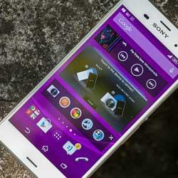 صورة جهاز Sony Xperia Z3: نتائج مبهرة في اختبار البطارية !