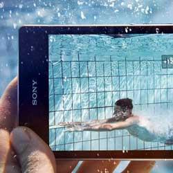 فيديو: فتح علبة جهاز سوني إكسبيريا Z3 تحت الماء