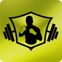 تطبيق gym and mma