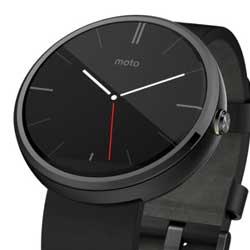 موتورولا تكشف رسميا عن ساعة Moto 360 السعر والمواصفات