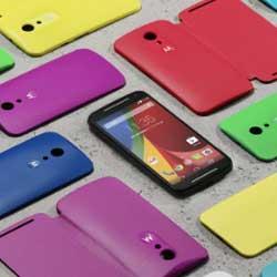 الإعلان عن الجيل الثاني من هاتف Motorola Moto GK، صور وتفاصيل