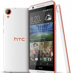 صورة الإعلان عن هاتف HTC Desire 820 بمعالج 64 بت !