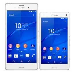 هاتف Sony Xperia Z3 Compact : مواصفات مرتفعة ، و حجم أصغر !