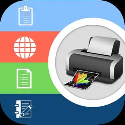 تطبيق Printer For MS Office Documents