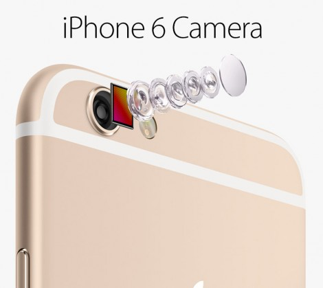 كاميرا الآيفون 6 و الآيفون 6 بلس : ما الجديد ؟!