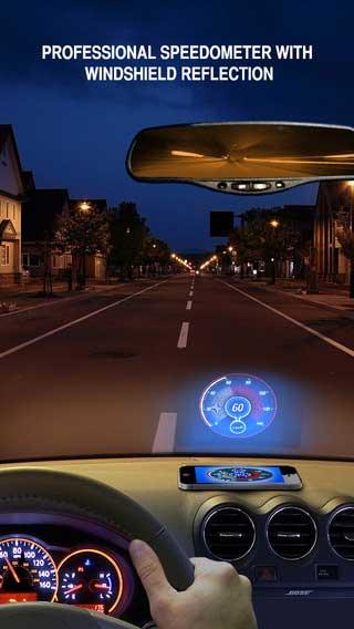 تطبيق GPS, Car Video Recorder ملاحة احترافية
