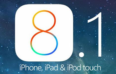 آبل ستطلق تحديث iOS 8.1 يوم 20 أكتوبر المقبل