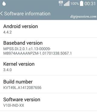 تحديث جديد لجهاز LG G3 تحسينات وإصلاحات