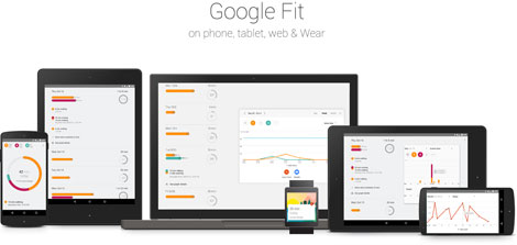تطبيق Google Fit لمتابعة النشاطات اليومية والرياضية للأندرويد