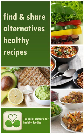 تطبيق Healthy Food Network