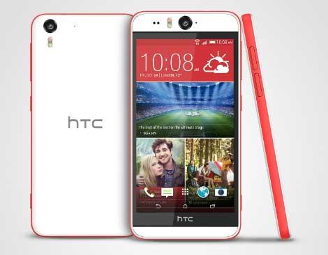 هاتف HTC Desire Eye : المواصفات الكاملة ، المميزات ، و كل ما تريد معرفته !