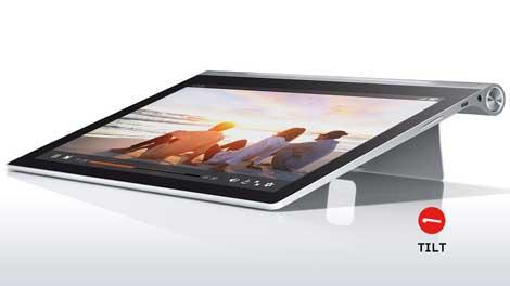 لينوفو تكشف عن جهازها اللوحي Lenovo Yoga Tablet 2 Pro