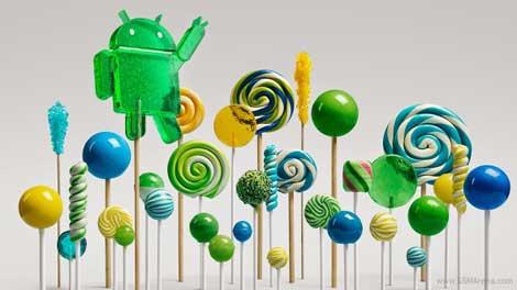 جوجل تعلن رسميا عن أندرويد 5.0 أو Lolipop أو نسخة المصاصة !