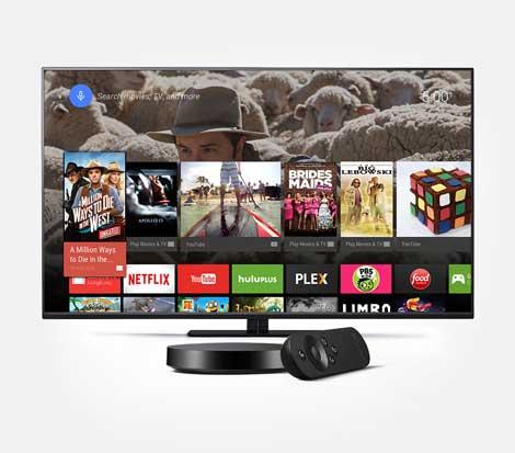 جوجل تكشف عن جهاز Nexus Player بنظام أندرويد TV
