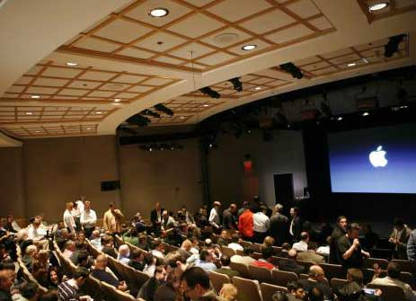 قاعة Town Hall auditorium التي سيقام بها المؤتمر !