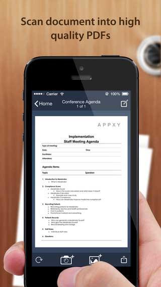 تطبيق TinyScan Pro لتصوير مستنداتك وتحويلها إلى PDF