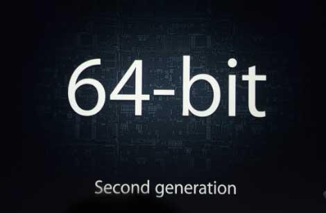 معالج Apple A8 الجديد يعمل بمعمارية 64 بت !