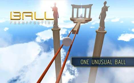 لعبة Ball Resurrection للاندرويد رائعة ومميزة