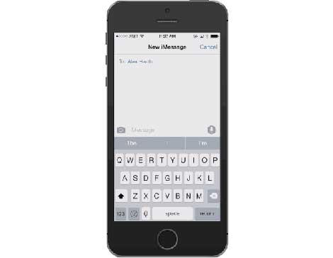 ميزات جديدة في تطبيق الرسائل أو iMessages