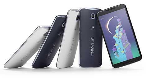 هاتف Nexus 6 الجديد : المواصفات ، المميزات ، السعر !
