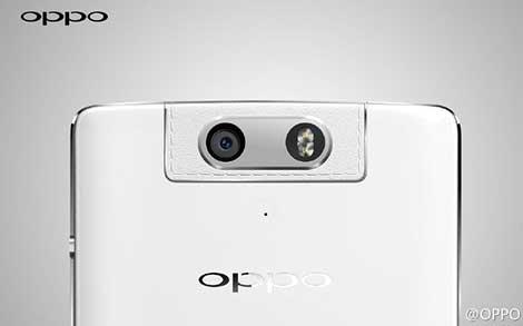 هكذا ستبدو كاميرا هاتف Oppo N3 القابلة للدوران !