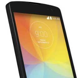 الإعلان عن الهاتف الذكي LG F60 بمواصفات متوسطة و دعم شبكات الجيل الرابع