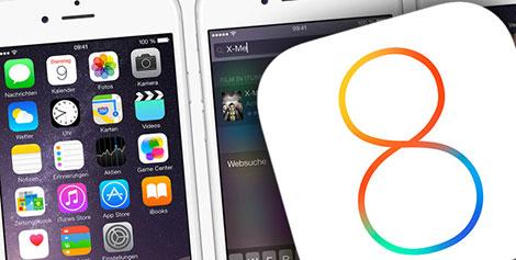 مزايا في نظام iOS 8 لا توجد في Android 5.0 Lollipop !