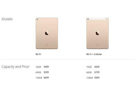 أهم المميزات الجديدة في جهازي iPad Air 2 و iPad Mini 3 !