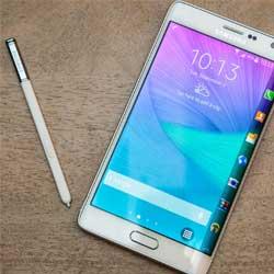 صورة أبرز 5 مزايا في هاتف Galaxy Note Edge ذي الشاشة المنحنية !