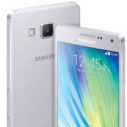 صورة الإعلان عن هاتف Galaxy A5 بتصميم معدني كامل و سمك نحيف !