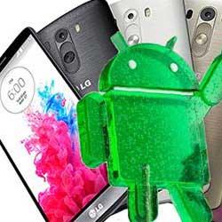 هاتفا LG G3 و Galaxy S5 سيحصلان على تحديث Android 5.0 Lollipop !